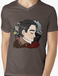 My Special Agent Mens V-Neck T-Shirt