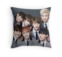 Bantan Blonde Boys Throw Pillow