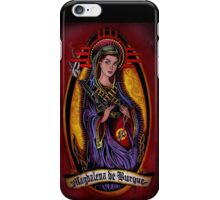 Magdalena De Burque Ipnone Case iPhone Case/Skin