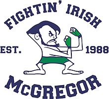 Fightin' Irish McGregor by Oliver Fox