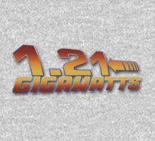 1.21 GIGAWATTS ? Kids Tee
