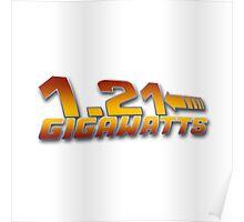 1.21 GIGAWATTS ? Poster