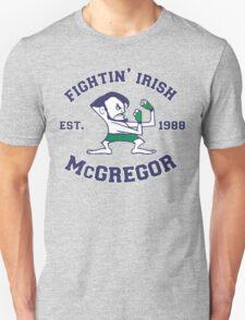 Fightin' Irish McGregor Unisex T-Shirt