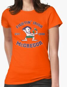 Fightin' Irish McGregor Womens Fitted T-Shirt
