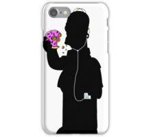 Homer Eat iPhone Case/Skin