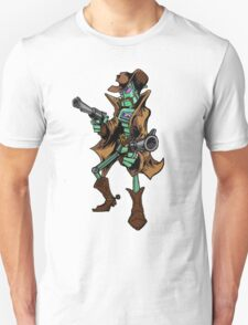 Dusty Sprockets Unisex T-Shirt