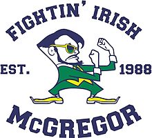 Fightin' Irish McGregor (Suited and Booted) by Oliver Fox