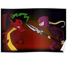 American Dragon---Jake and Rose Poster