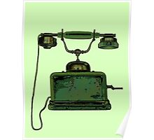 Hanging on the Telephone Poster