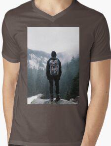 Think to Trip Mens V-Neck T-Shirt