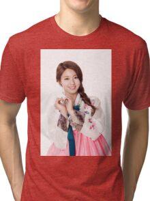Simple Seoulhyun Tri-blend T-Shirt