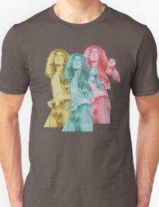 Tri Color Plant T-Shirt