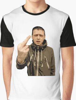 Dirty Dike - Dikestar. Graphic T-Shirt