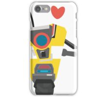 Claptrap Loves You - Version 2 iPhone Case/Skin