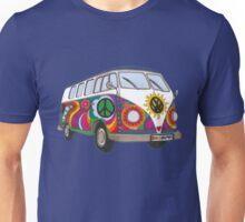 Psychedelic Kombi Unisex T-Shirt