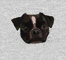 The Pug Hoodie