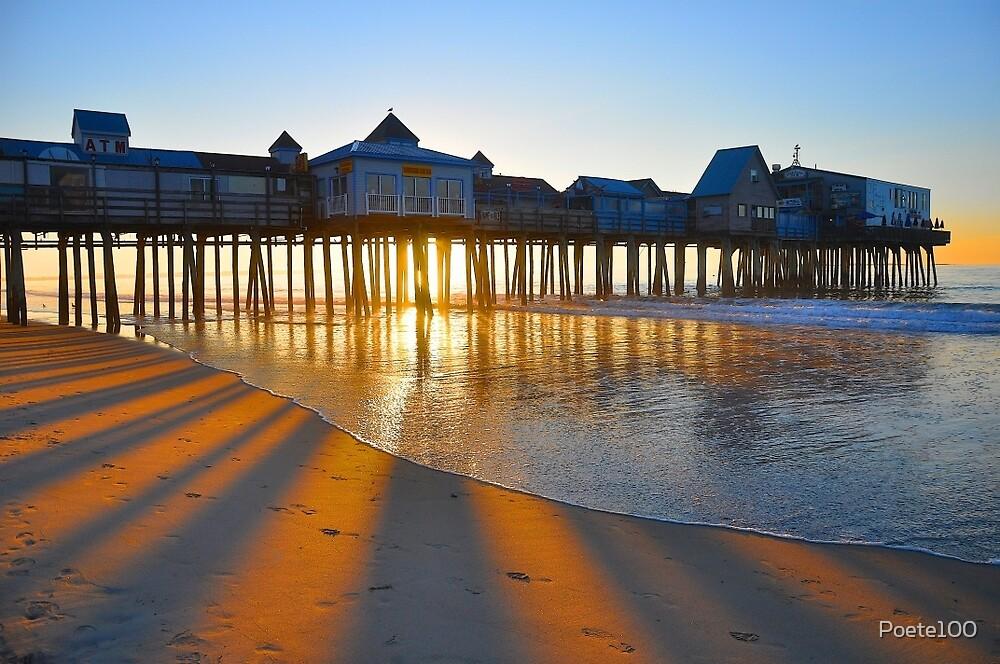 Picturesque Pier by Poete100