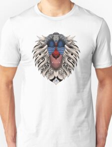Ornate Rafiki Vol. 2 Colored Unisex T-Shirt