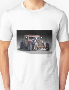 1933 Ford PU Rat Rod Unisex T-Shirt