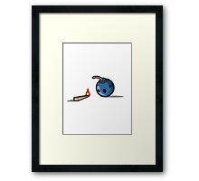 Fatal Attraction Framed Print