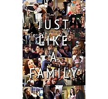 Just Like a Family (Criminal Minds) Photographic Print