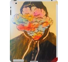 Hooded sky iPad Case/Skin