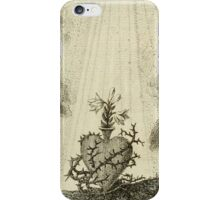 The Barbed Heart. iPhone Case/Skin