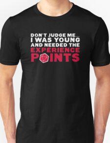 I Needed the XP Unisex T-Shirt