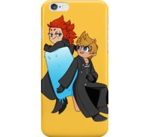 Axel & Roxas iPhone Case/Skin