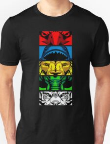 Zyuohger Group T-Shirt