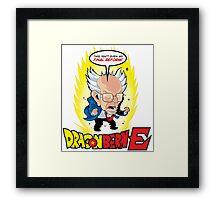 DragonBern-E Framed Print