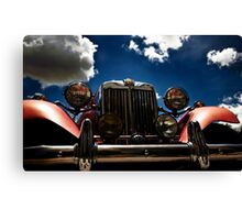 Classic MG Color HDR Canvas Print