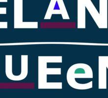 Melanin Queen Sticker