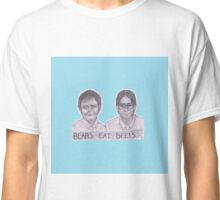 BEARS EAT BEETS Classic T-Shirt