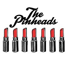 The Pinheads - Lipstick Bullets Photographic Print
