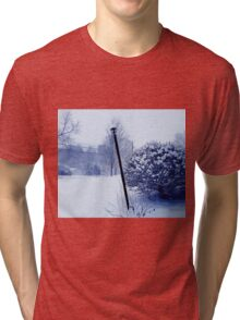 Winter Blues Tri-blend T-Shirt
