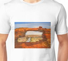 Le Papillon. Australian Cancer Research Foundation Calendar. Unisex T-Shirt