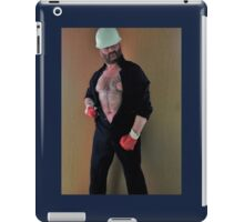 Troy - Man For The Job iPad Case/Skin