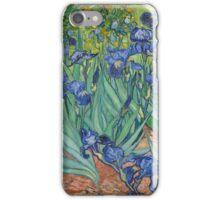 Van Gogh - Irises iPhone Case/Skin