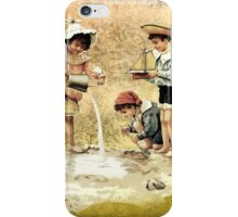 VICTORIAN CHILDHOOD iPhone Case/Skin
