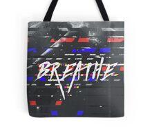 B R E A T H E ▽ Tote Bag