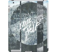 DONT LOSE YOURSELF ▽ iPad Case/Skin