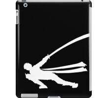 MH4U Long Sword Black Shirt iPad Case/Skin