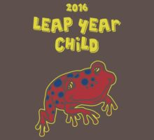 2016 Leap Year Child (Baby Onesie) Baby Tee
