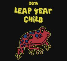 2016 Leap Year Child (Baby Onesie) Kids Tee
