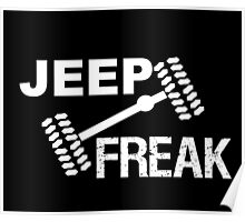 Jeep Freak Poster