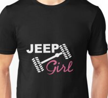 Jeep Girl Unisex T-Shirt