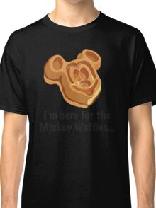 Mickey Waffle Classic T-Shirt