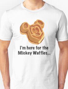 Mickey Waffle Unisex T-Shirt