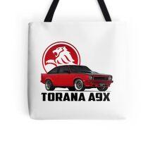 Holden Torana - A9X Hatchback - Red 2 Tote Bag